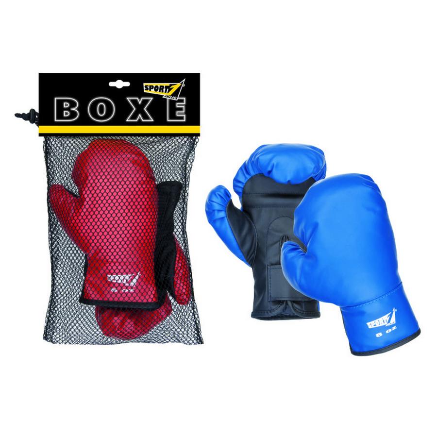 guanti boxe in pu 6 e 8 oz