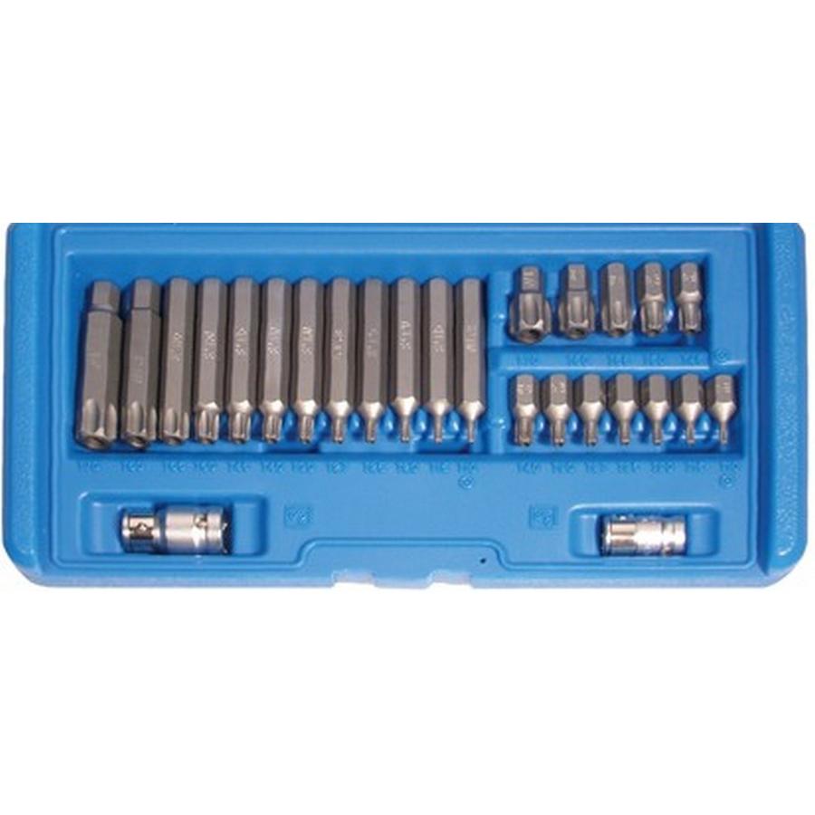 cassetta plastica 26pz. assortiti - codice BGS5022