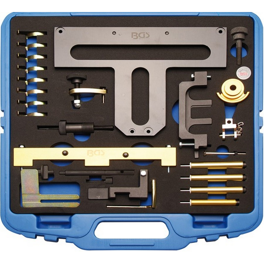 26-piece engine timing tool kit for bmw engines - code BGS62617