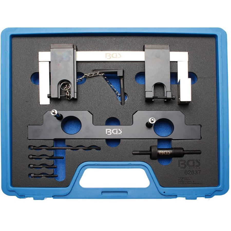 7-piece engine timing tool set for bmw n20/n26 - code BGS62637