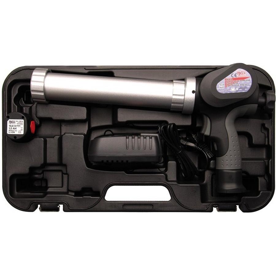 pistola x sigillante senza fili li-ion,10.8 v - codice BGS8496