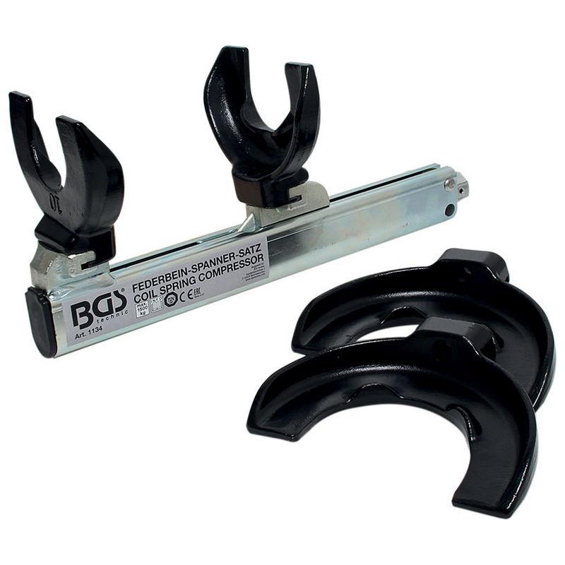 Set Compressore Per Ammortizzatori - Codice BGS1134