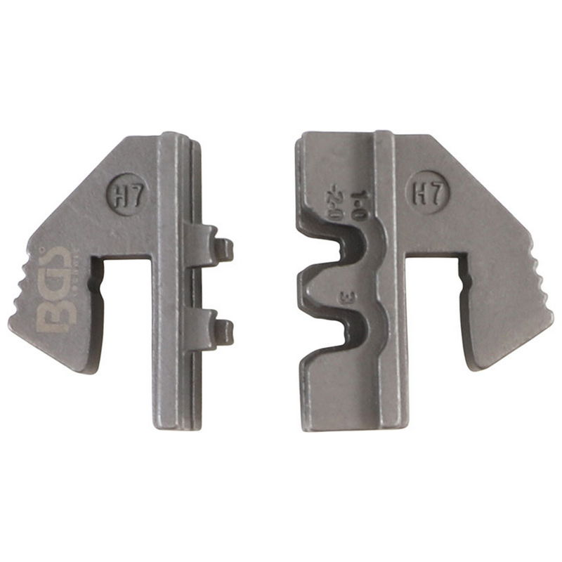 Crimping Jaws for Waterproof Terminal Parts (H7) for BGS 1410 1411 1412 - Code BGS1410-H7
