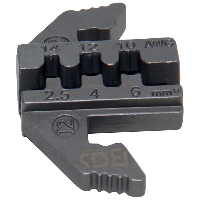 Ganasce Di Crimpatura Per Connettori Mc4 - Codice BGS1410-I2