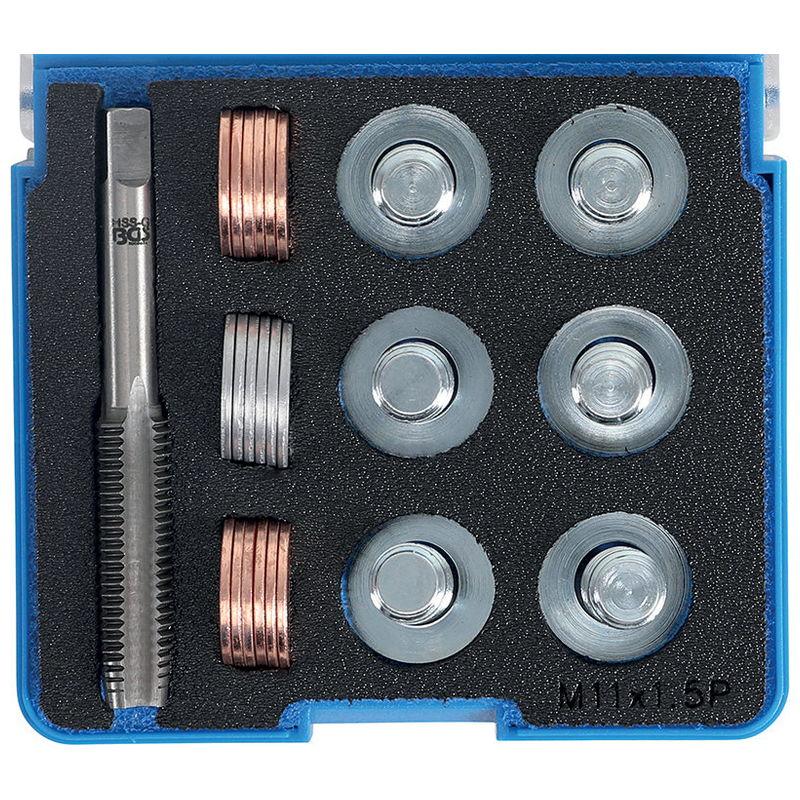 Set Riparazione Filetti Tappo Scarico Olio M11x1,5 - Codice BGS153