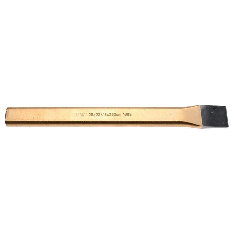 Scalpello Piatto 25 X 250mm - Codice BGS1698