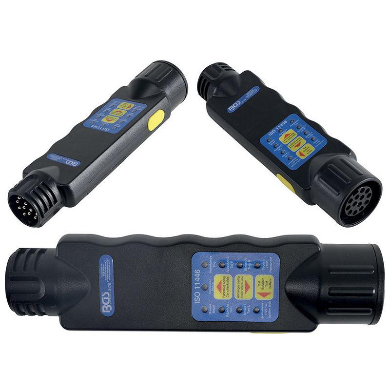 Trailer Plug and Car Socket Tester 13-Pins - Code BGS2175