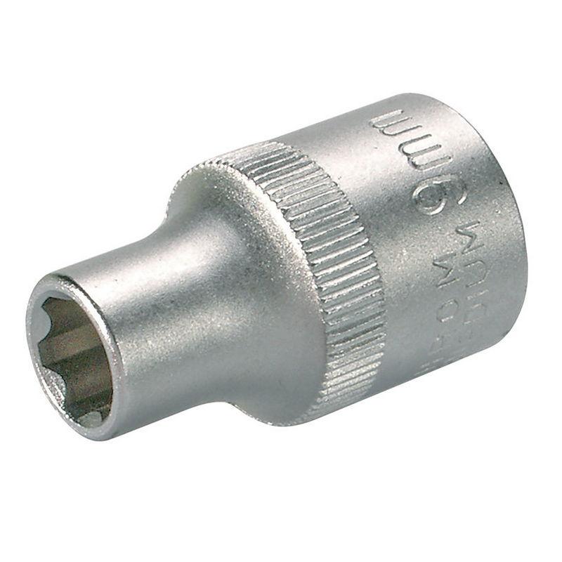 Socket Super Lock 12.5mm (1/2'') drive 28mm - Code BGS2428