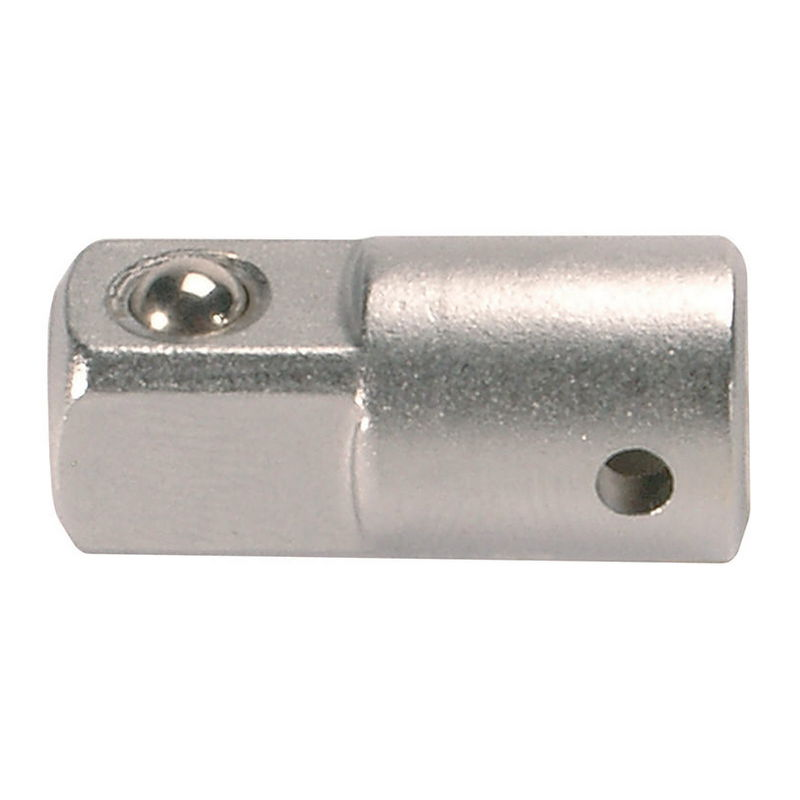 Socket Adaptor internal square 12.5mm (1/2'') - external square 10mm (3/8'') - Code BGS270