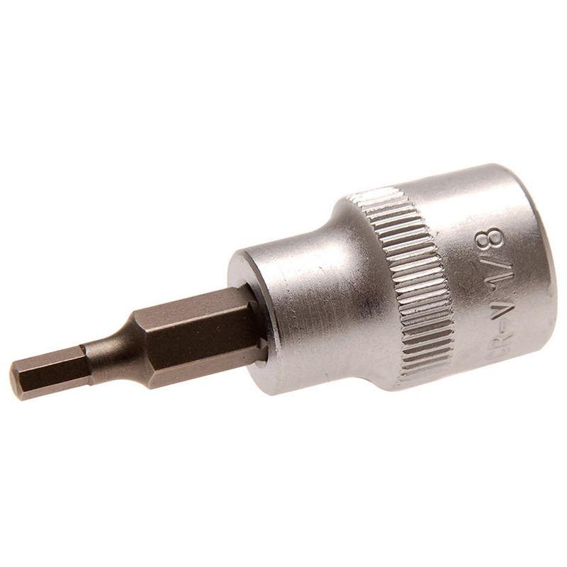Chiave A Bussola Esagonale Maschio 3/8'' x 7/32'' Lunghezza 48mm - Codice BGS2723