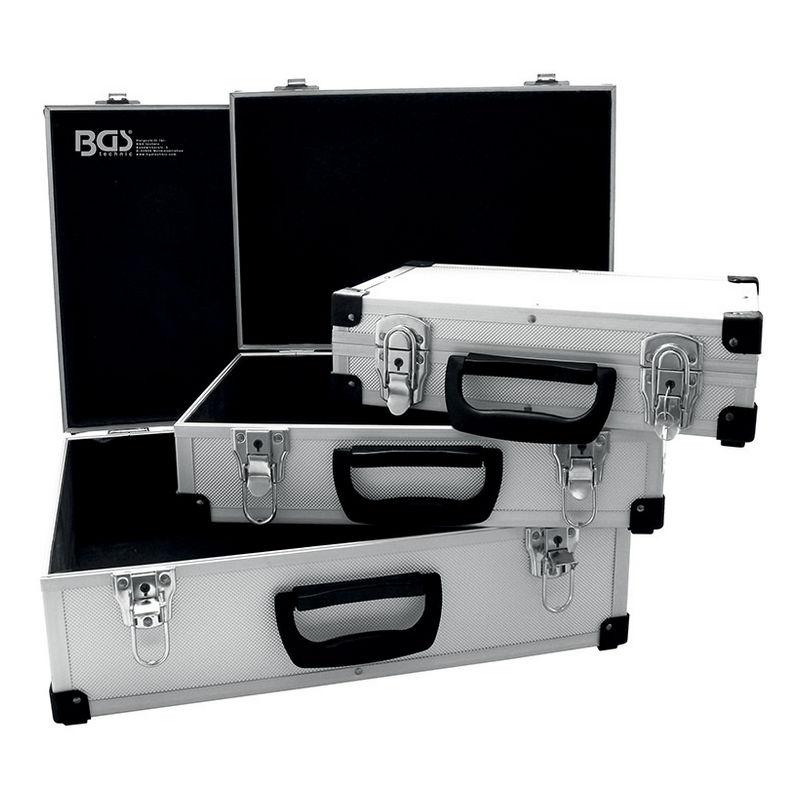 Set 3pz Valigette In Alluminio - Codice BGS3307