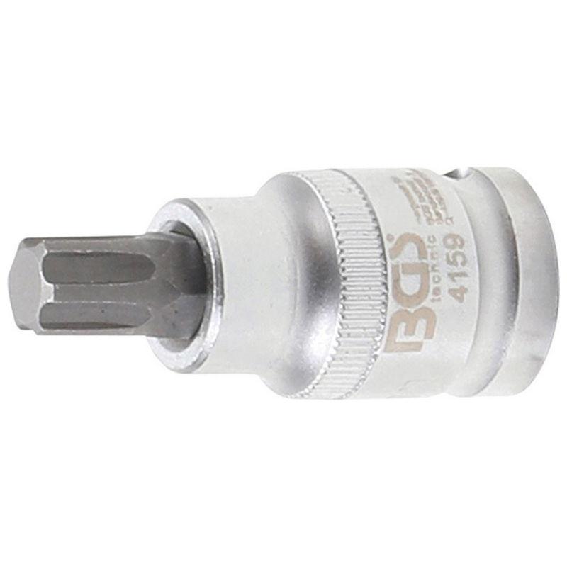 Bit Socket length 54mm 12.5mm (1/2'') Drive for VAG Polydrive - Code BGS4159