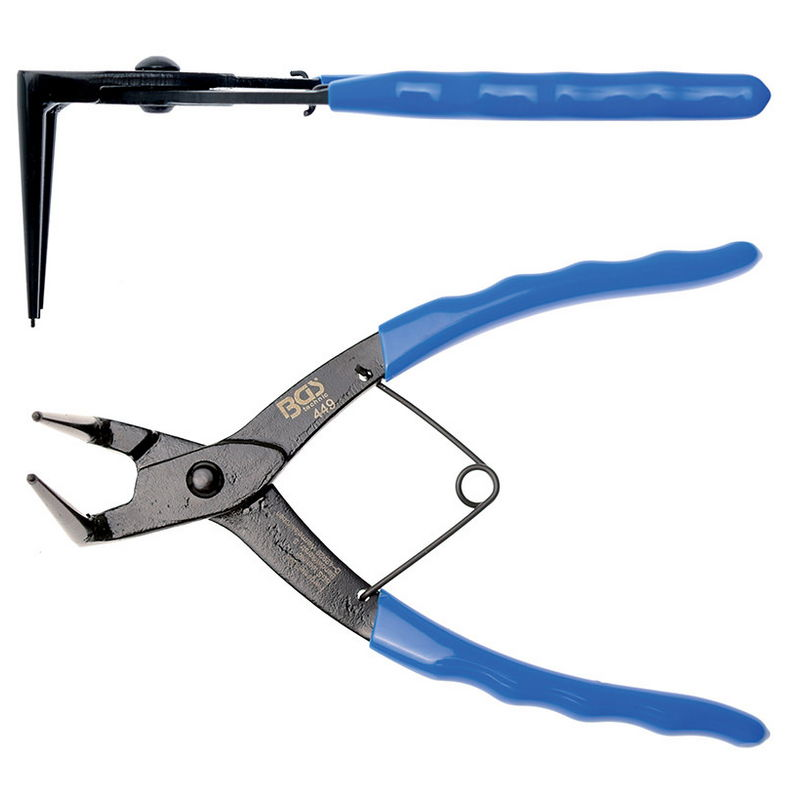 Circlip Pliers 90° for external Circlips 165mm - Code BGS9539
