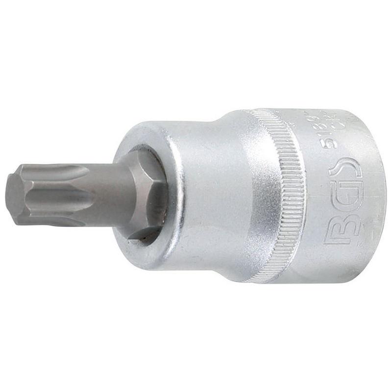 Bit Socket 20mm (3/4'') drive T-Star (for Torx) T100 - Code BGS5189-T100