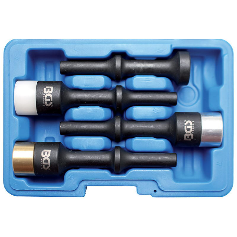 Hammer Set for Air Impact Hammers 4pcs - Code BGS9002