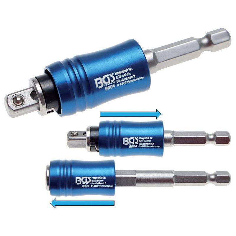2 In 1 Porta Inserti Magnetico + Porta Bussole - Codice BGS9004