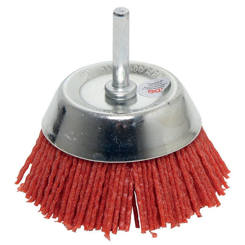 Wire Cup Brush Diameter 75mm Nylon - Code BGS9187
