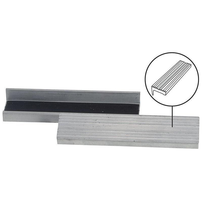 Set 2pz Copriganasce 150mm in Alluminio - Codice BGS9283