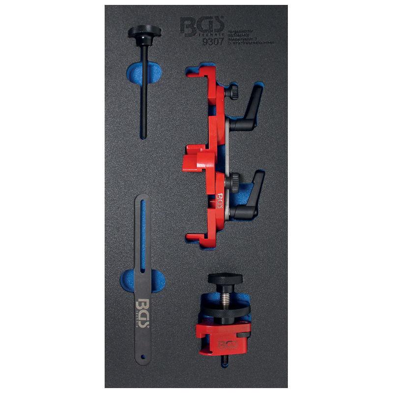 Set Universale Per Bloccaggio Pignone Albero A Camme - Codice BGS9307