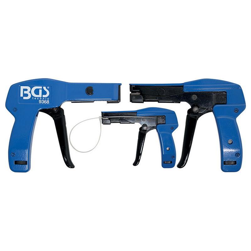 Pinza Automatica Per Fascette In Plastica 2,4-4,8mm - Codice BGS9368