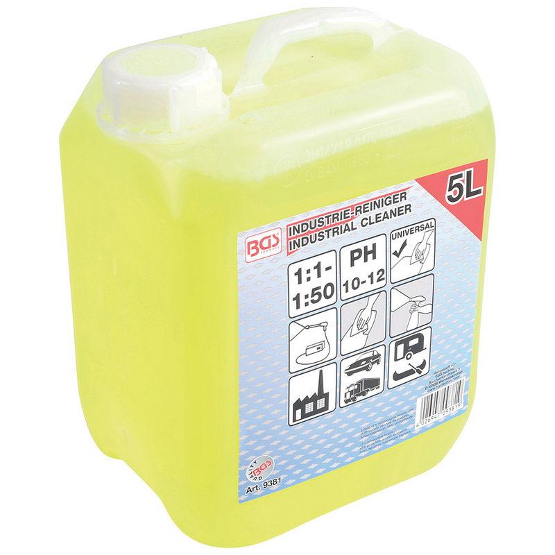 Detergente Industriale 5 L - Codice BGS9381