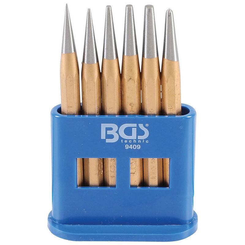Drift Punch DIN 6458D 120mm Diameter 1mm - Code BGS9409-1