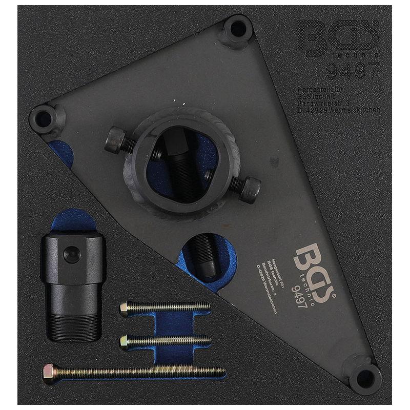 Tool Tray 1/6: High Pressure Pump Sprocket Puller for Common-Rail Hyundai & Kia - Code BGS9497