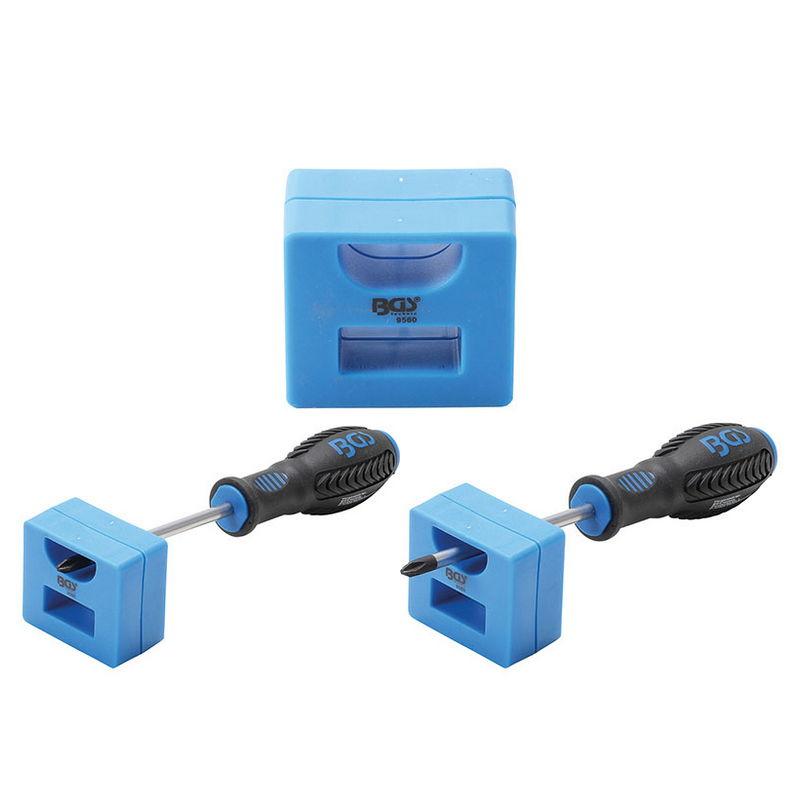 Magnetizzatore Blu - Codice BGS9560