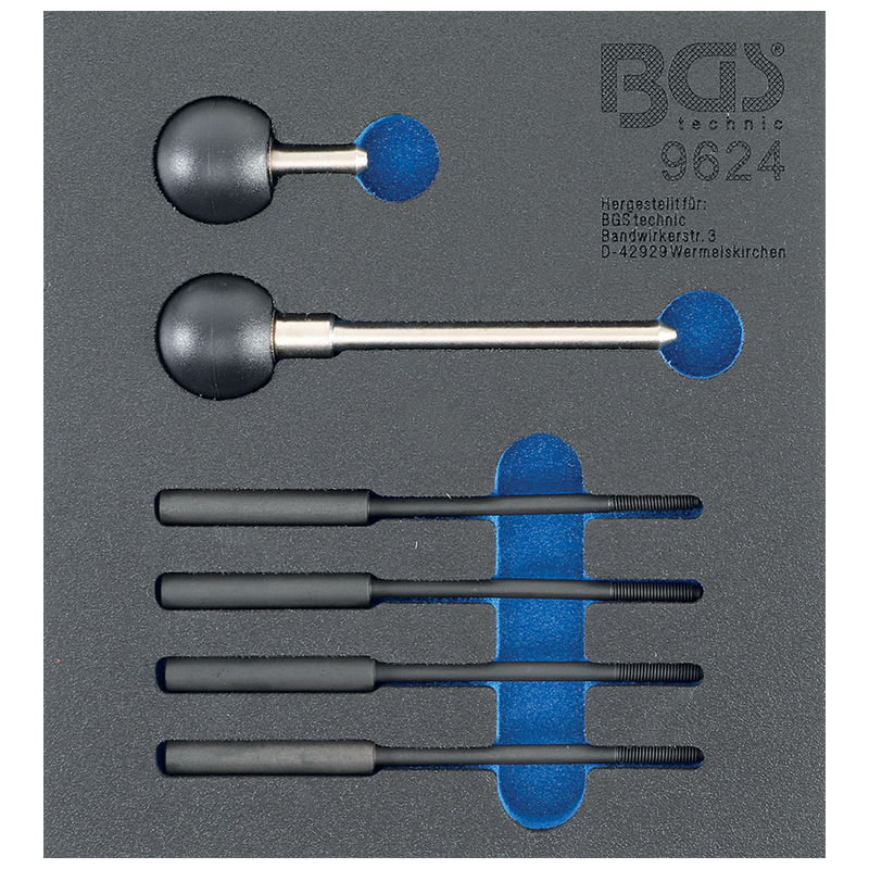 Crankshaft Locking Tool for Porsche Boxster 911 M96 - Code BGS9624