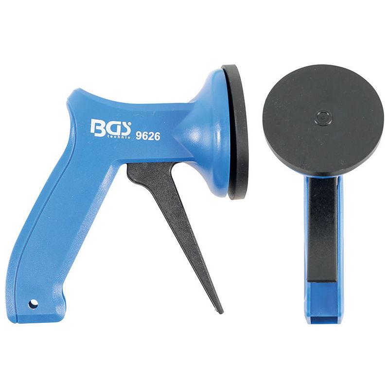 Sollevatore A Ventosa A Mano Singola In Gomma Abs Diametro 70mm - Codice BGS9626